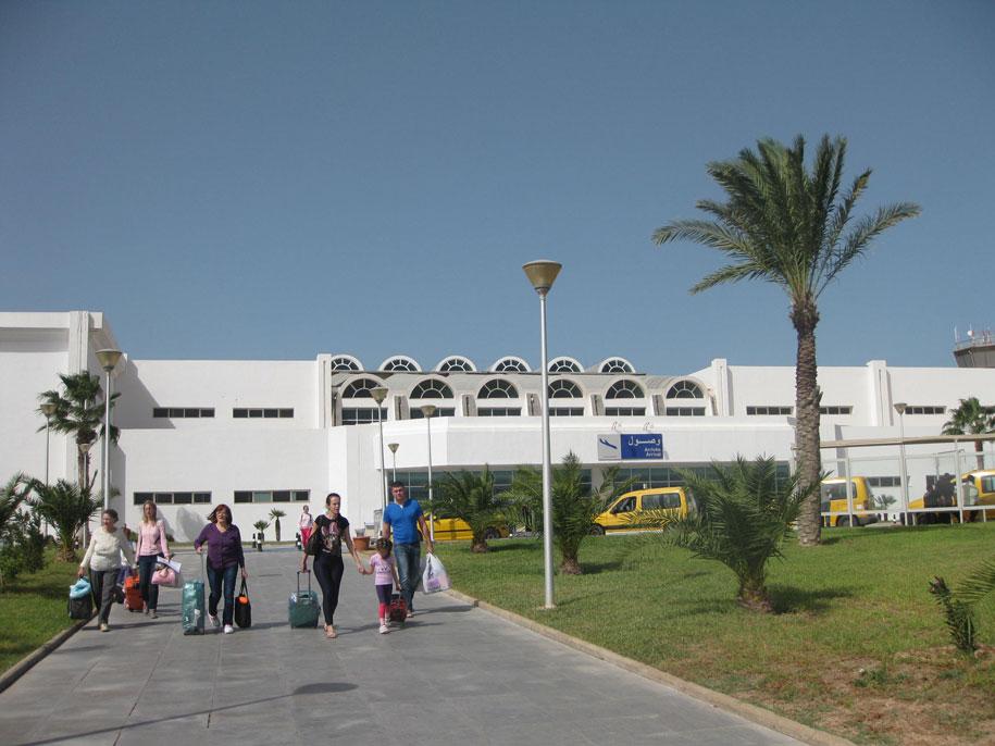 Достопримечательности острова Джерба - Аэропорт Джерба-Зарзис