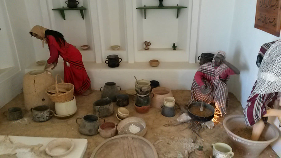 Достопримечательности острова Джерба - этнографический музей Гуеллала