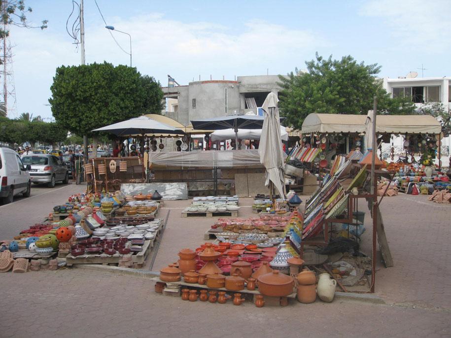 Восточные базары, Джерба, Тунис