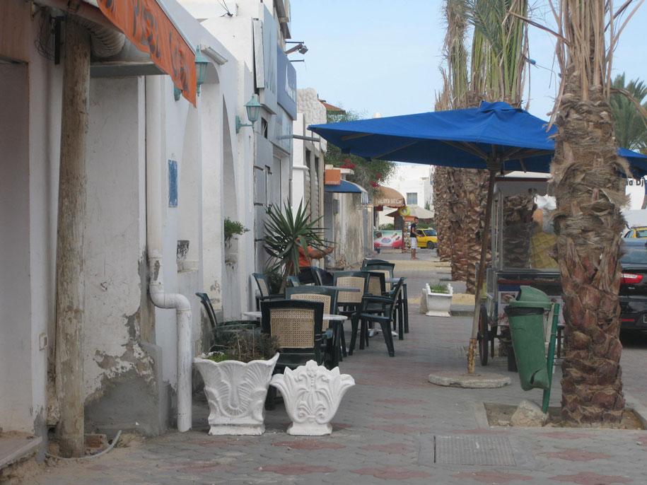 Улицы Джербы, Тунис