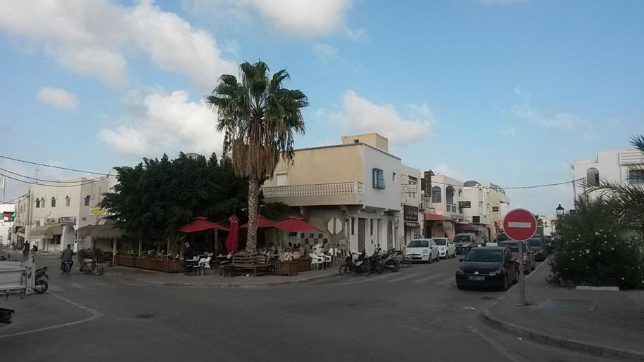 Достопримечательности острова Джерба - город Мидун