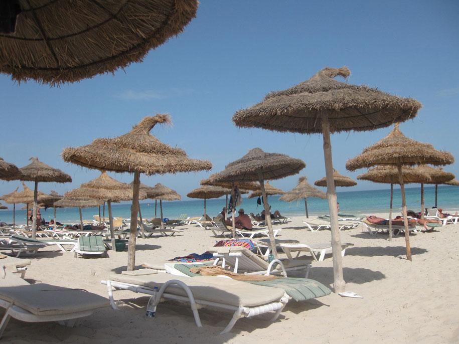 Пляжи Джербы, Тунис