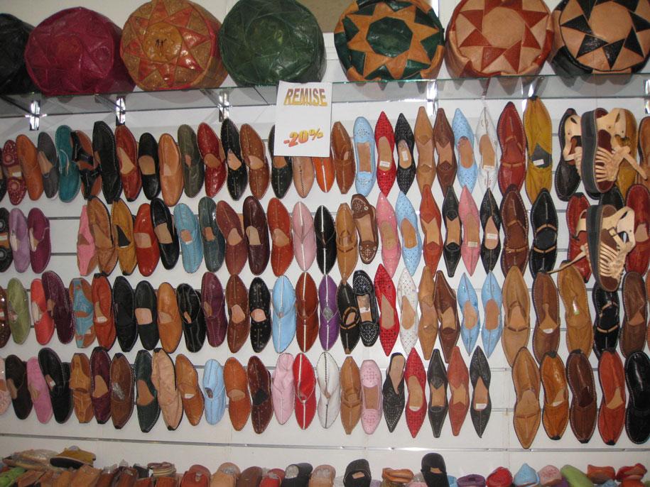 Кожаные изделия, Джерба, Тунис