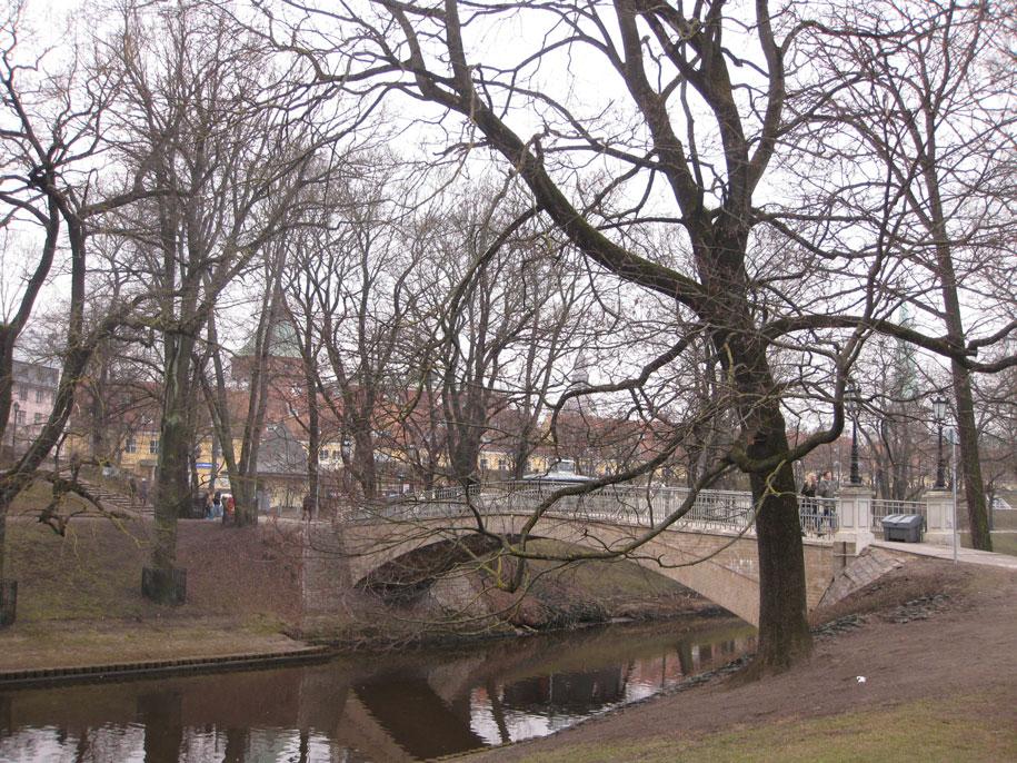 рижский городской канал