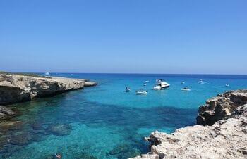 Залив Манолис, Акамас, Кипр (Manolis Bay)