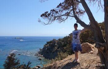 Прогулка по северному побережью заповедника Акамас, Кипр