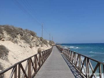 Coastal Hiking Trails in Limassol (Limassol Embankments)