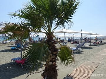 Aphrodite Beach, Limassol, Cyprus