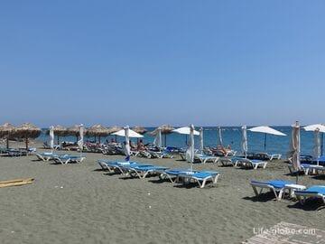 Armonia Beach, Limassol, Cyprus