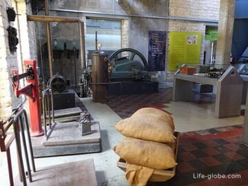 Музей рожкового дерева в Лимассоле (Carob Mill museum)