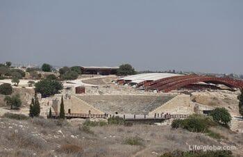 Курион, Кипр (Kourion) - руины древнего города
