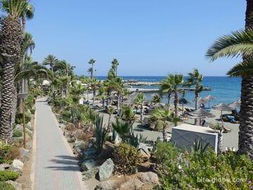 Vouppa Beach, Limassol