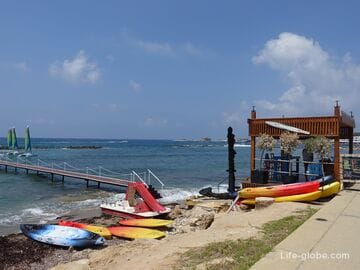 Пляж Аликес, Пафос (Alykes Beach)