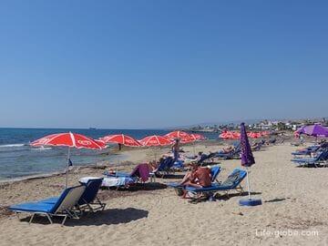 Пляж Фарос, Пафос (Faros Beach)
