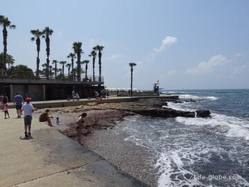 Beach Municipal Baths, Paphos