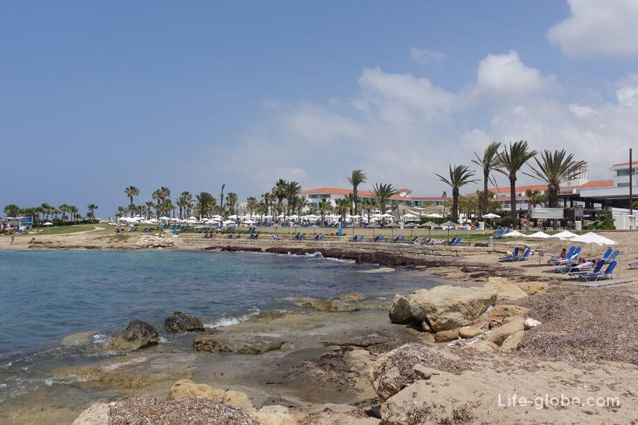 Героскипу, Кипр. Пляжи Героскипу пляжи Кипра Лучшие пляжи Кипра – с белым песком, для тусовок, для отдыха с детьми geroskipou cyprus 915x610