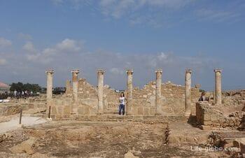 Археологический парк Пафоса, Кипр