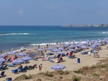 Пляж СОДАП, Пафос (SODAP Beach)