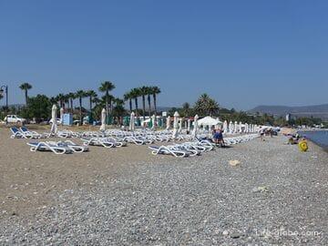 Polis Chrysochous Municipal Beach, Cyprus