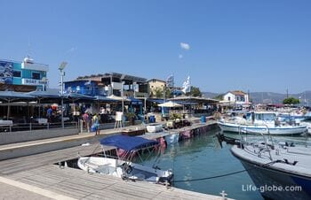 Port Latchi, Polis, Cyprus
