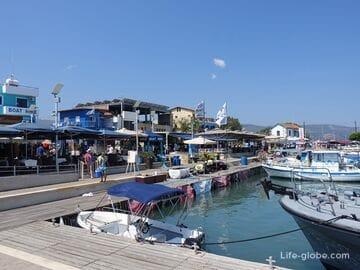 Порт Лачи, Полис, Кипр (Latchi Port)
