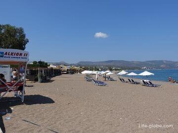 Пляж Сули (Лачи, Нео-Хорио), Кипр (Souli Beach)