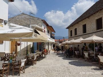 Omodos, Cyprus - one of the most picturesque villages of Cyprus