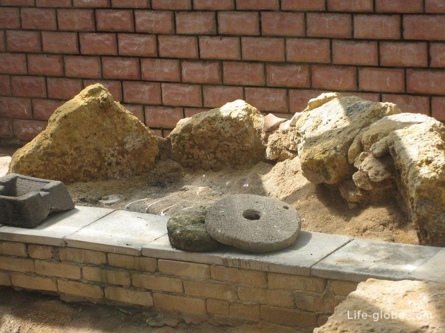 Исторический памятник архитектуры в Евпатории