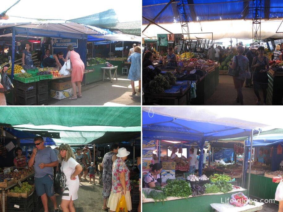 Рынки Крыма