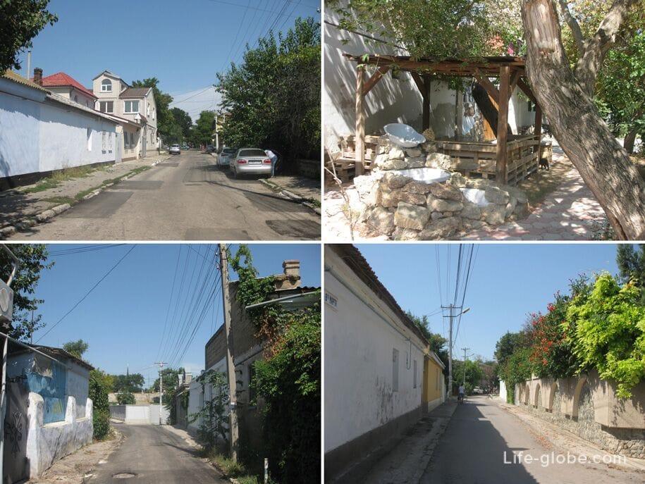 Старый город Евпатория
