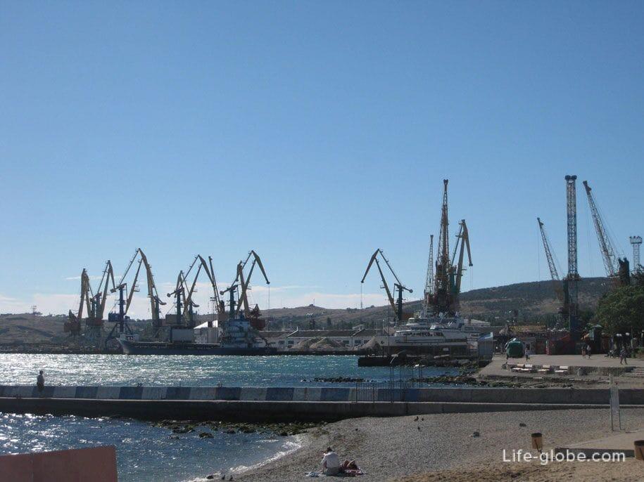 Морпорт Феодосии