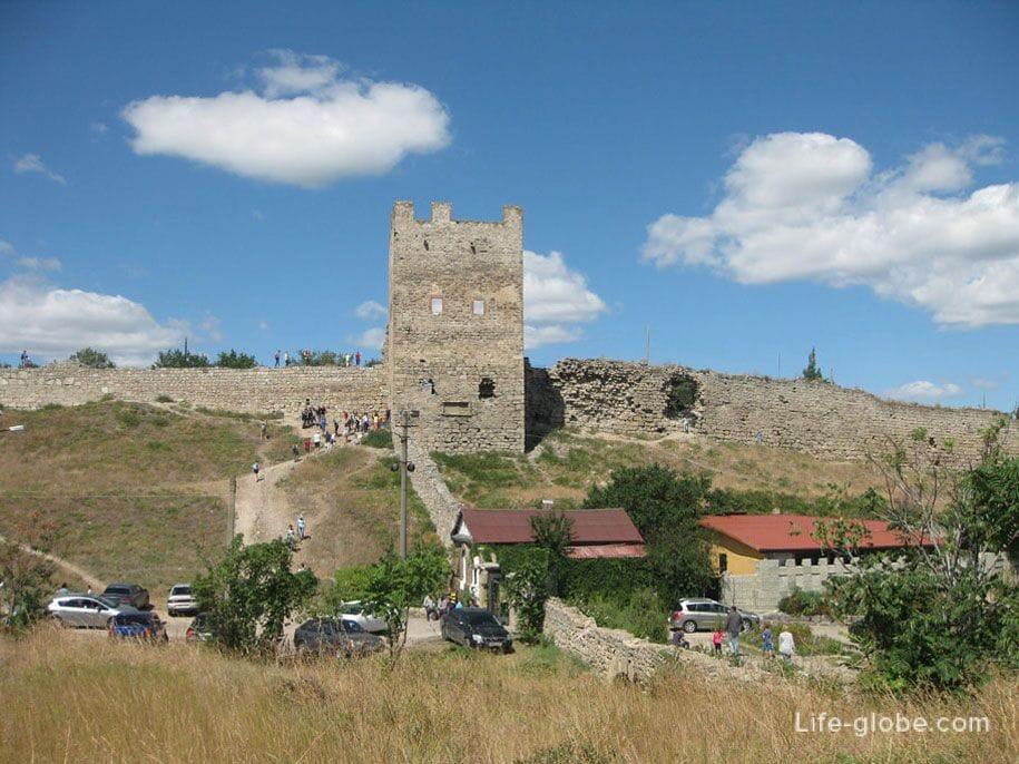 Генуэзская крепость Кафа, Феодосия, Крым