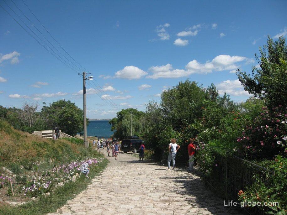 Старый город, Феодосия, Крым