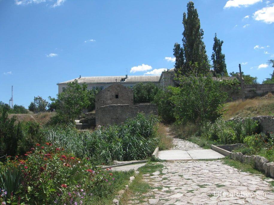 Старый город Кафа, Феодосия