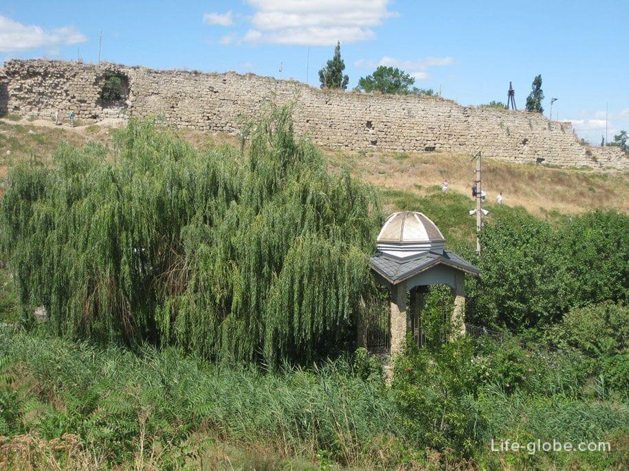 В Старом городе Феодосии