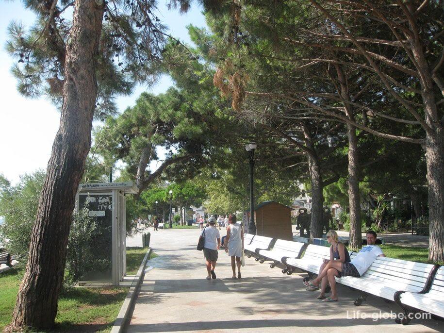 Отдых в Крыму, Ялта