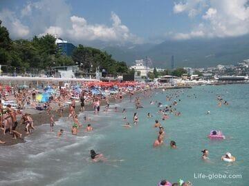 Ялта, Крым: отдых, пляжи, чем заняться