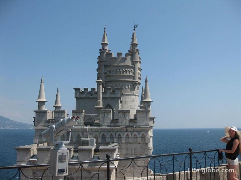 Дворец-замок Ласточкино гнездо