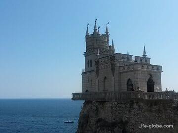 Ласточкино гнездо, Крым: фото, впечатления, как добраться