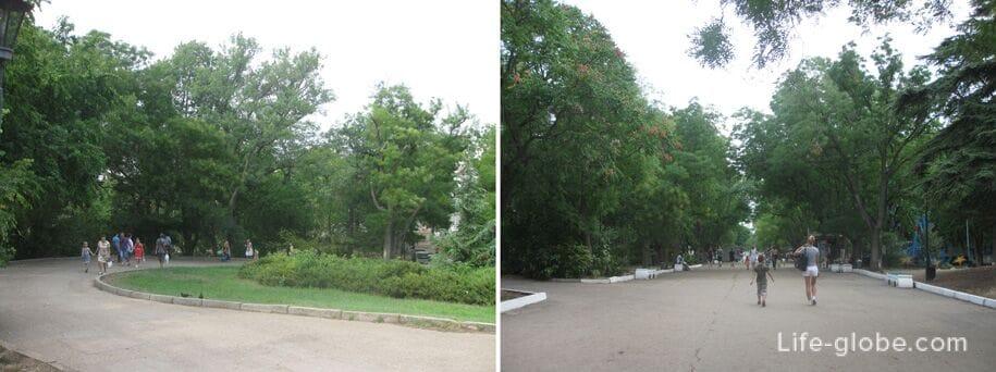 Бастионный холм, Севастополь