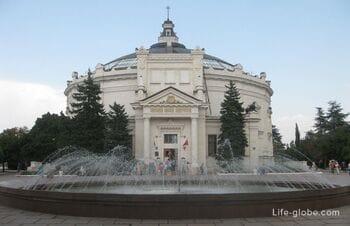 Севастополь, Крым: город, достопримечательности
