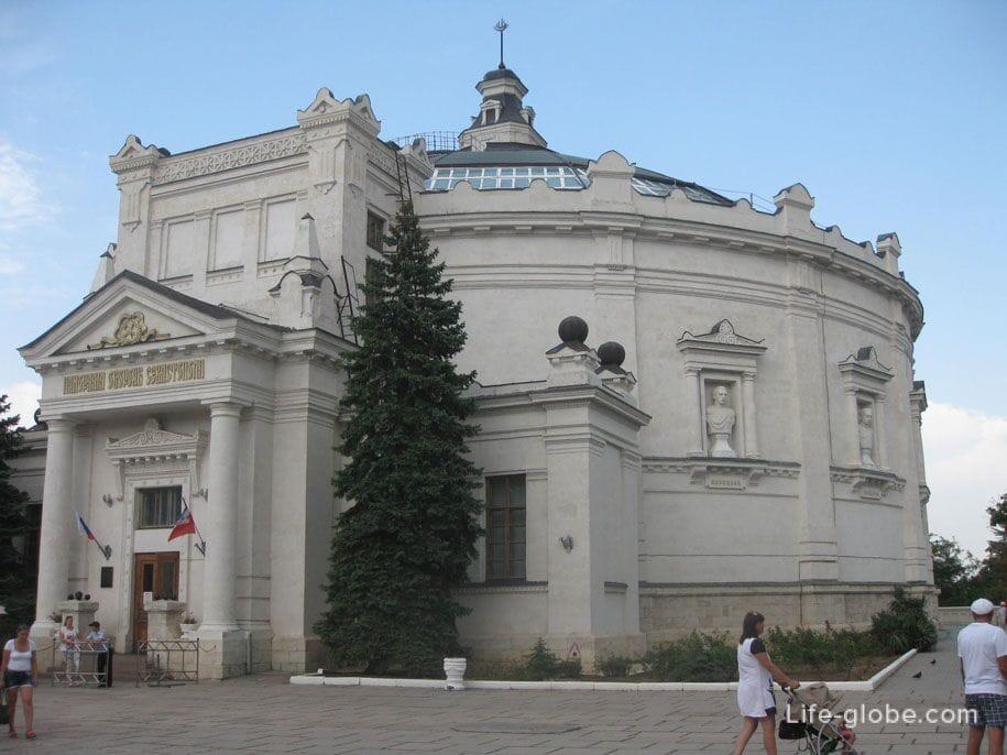 Панорама, Севастополь, Крым