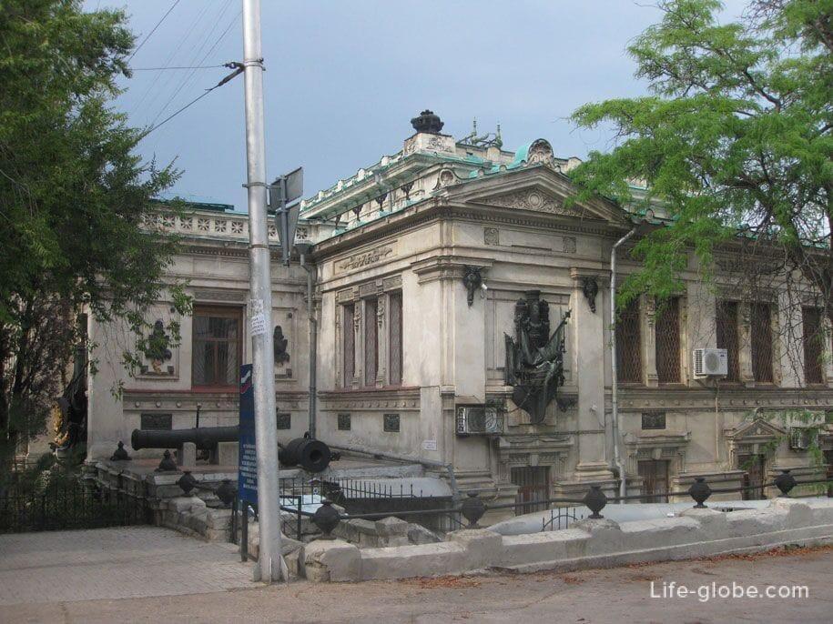 Музей Черноморского флота, Севастополь