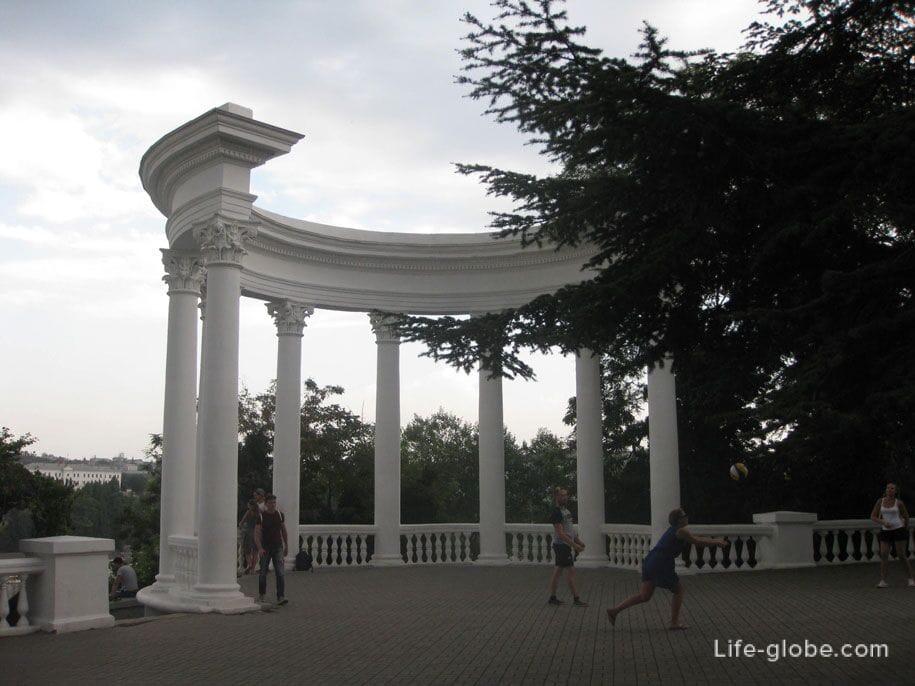 Ротонда, Севастополь
