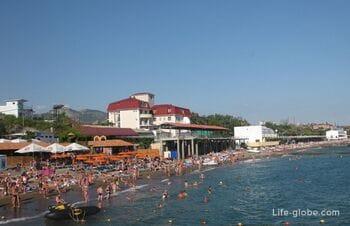 Судак, Крым: отдых, пляжи, цены