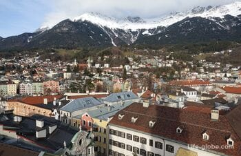 Viewpoints in Innsbruck (Observation Decks)