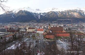 District Wilten, Innsbruck