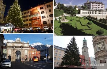 TOP-15 Sights of Innsbruck + main museums
