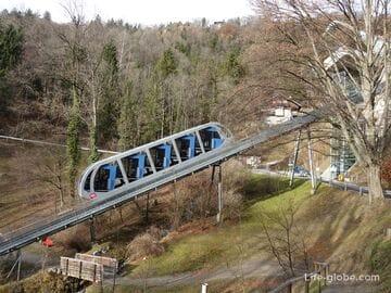 Подъемник Нордкетте в Инсбруке (Nordkettenbahnen) - фуникулер и канатная дорога