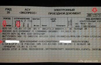 Экономим на ЖД билетах - программа РЖД Бонус!